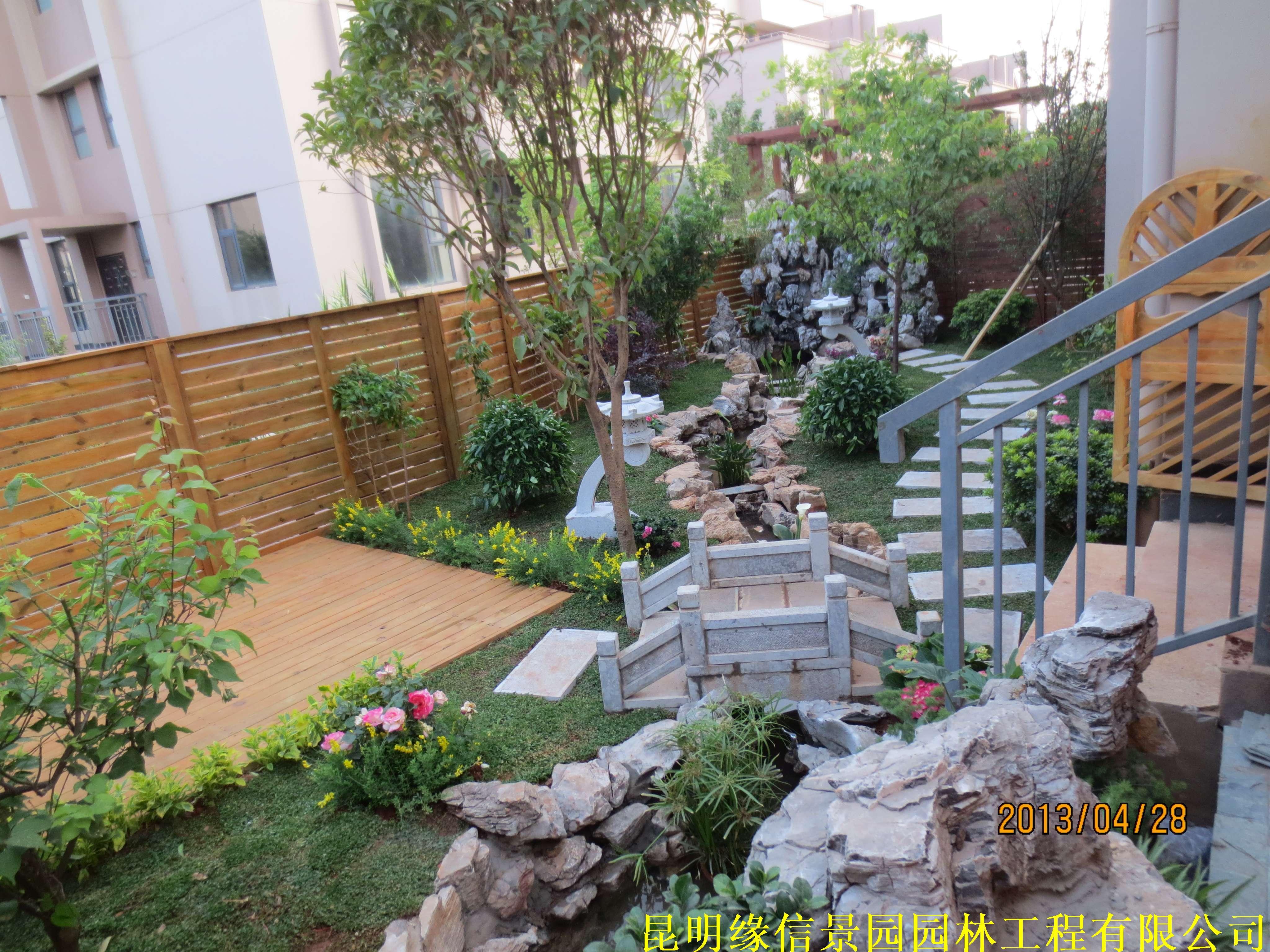 园林景观设计,土地规划设计
